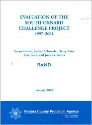 Evaluation of the South Oxnard Challenge Project, 1997-2001