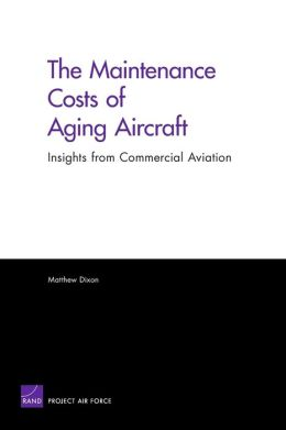 The Maintenance Costs of Aging Aircraft: Insights from Commercial Aviation