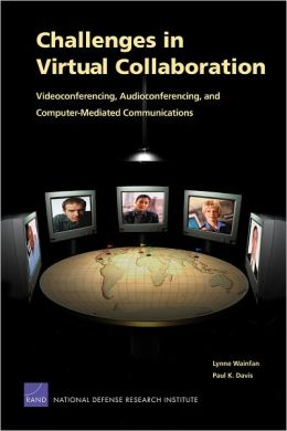 Challenges in Virtual Collaboration: Videoconferencing, Audioconferencing, and Computer-Mediated Communications