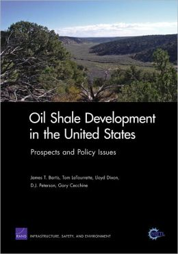 Oil Shale Development in the United States: Prospects and Policy Issues