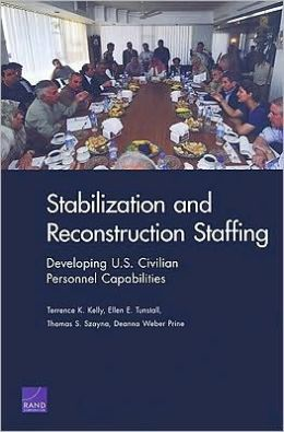 STABILIZATION AND RECONSTRUCTION STAFFING: DEVELOP