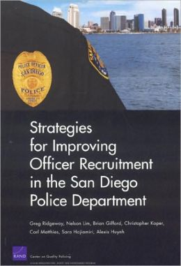 for Police Recruitment And Retention For The New Police Recruitment