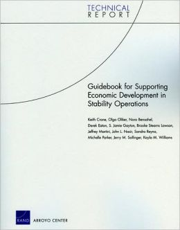 Guidebook for Supporting Economic Development in Stability Operations