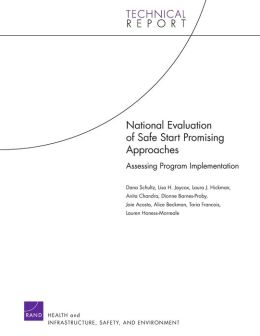 National Evaluation of Safe Start Promising Approaches: Assessing Program Implementation