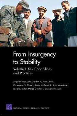 From Insurgency to Stability: Volume I: Key Capabilities and Practices