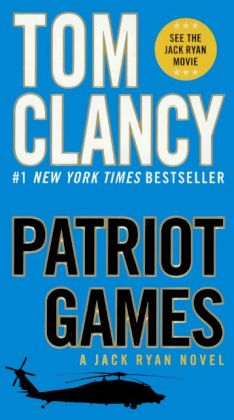 Patriot Games (Turtleback School & Library Binding Edition)