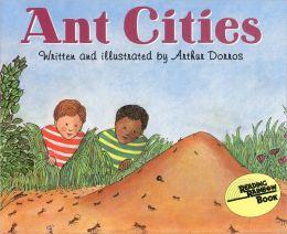 Ant Cities (Turtleback School & Library Binding Edition)