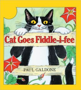Cat Goes Fiddle-I-Fee (Turtleback School & Library Binding Edition)