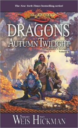 Dragonlance - Dragons of Autumn Twilight (Chronicles #1)