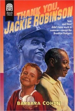 Thank You, Jackie Robinson (Turtleback School & Library Binding Edition)