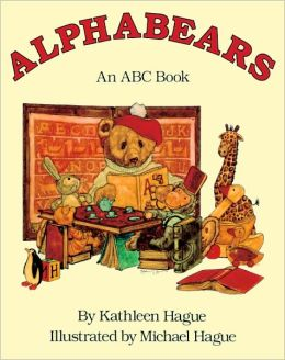 Alphabears: An ABC Book (Turtleback School & Library Binding Edition)