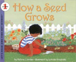 How A Seed Grows (Turtleback School & Library Binding Edition)