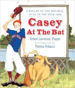 Casey At The Bat (Turtleback School & Library Binding Edition)