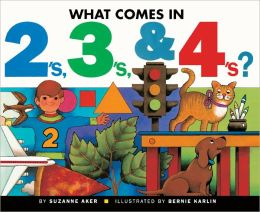 What Comes in 2's, 3's, and 4's? (Turtleback School & Library Binding Edition)