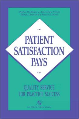 Patient Satisfaction Pays