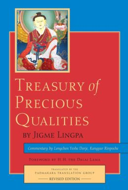Treasury of Precious Qualities: Book One: Revised Edition