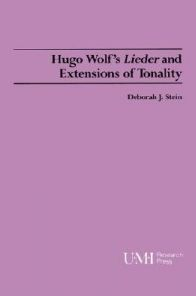 Hugo Wolf's Lieder and Extensions of Tonality