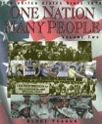 One Nation,Many People Se Vol One Softcover 1995C