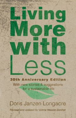Living More with Less 30th Anniversary Edition