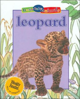 Leopard (Busy Baby Animals Series)