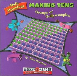 Making Tens: Groups of Gollywomples