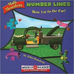 Number Lines: How Far to the Car?
