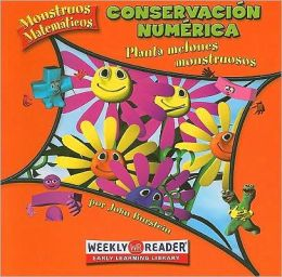 Conservacion Numerica: Planta melones monstruosos (Number Conservation- Planting Monster Melons)
