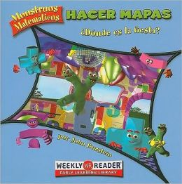 Hacer Mapas: Donde es la fiesta? (Making Maps- Where's the Party?)