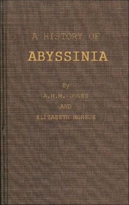 A History of Abyssinia.