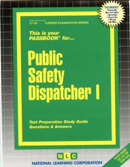 Public Safety Dispatcher I