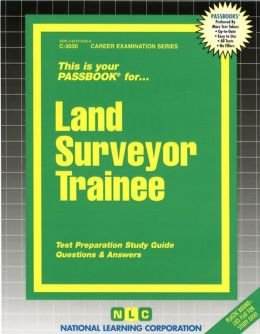 Land Surveyor Trainee Passbook