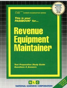 Revenue Equipment Maintainer