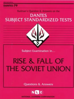 Rise and Fall of the Soviet Union