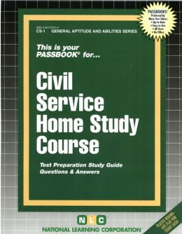 Civil Service Home Study Course