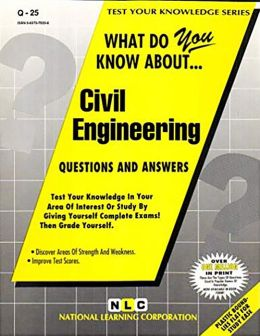 What Do You Know about Civil Engineering?