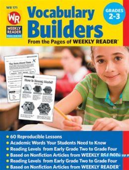 Vocabulary Builders Grade 2-3