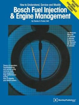 Bosch Fuel Injection and Engine Management Handbook