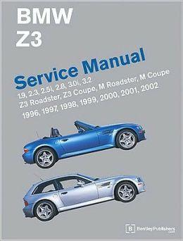Manual Bmw Z3 Coupe