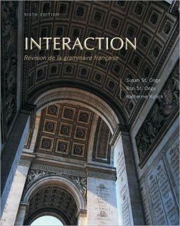 Interaction: Revision de grammaire francaise (with Audio CD)