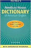 Heinle's Newbury House Dictionary of American English with Integrated Thesaurus (Paperback)
