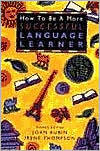 How to Be a More Successful Language Learner