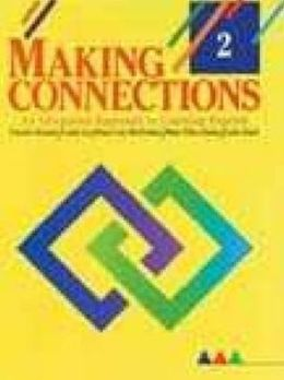 Making Connections L2: An Integrated Approach to Learning English