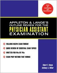Appleton and Lange's Outline Review for Physician Assistant