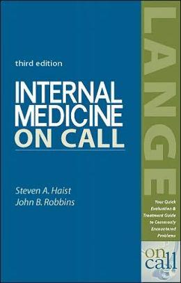 Internal Med Call