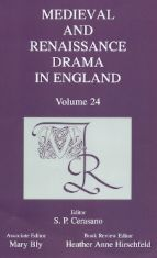 Medieval and Renaissance Drama in England, vol. 24