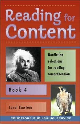 Reading for Content Book 4