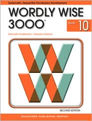 Wordly Wise 3000 Book 10