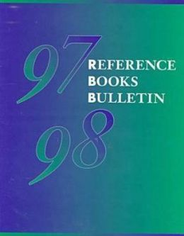 Reference Books Bulletin, 1997-1998
