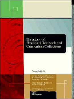 Directory of Historical Textbook and Curriculum Collections
