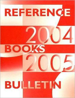 Reference Books Bulletin
